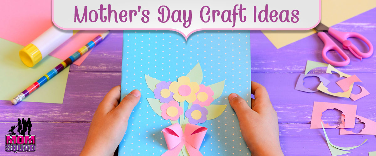 Easy Mothers Day Crafts For Kids To Make 973 Wmee